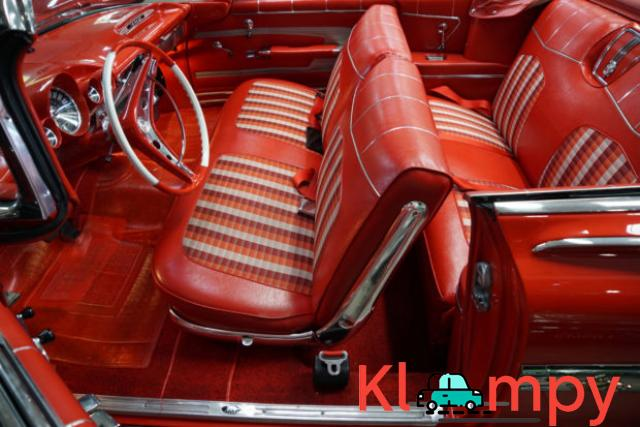 1959 Chevrolet Impala Convertible Roman Red - 4/24