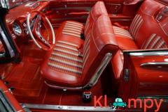 1959 Chevrolet Impala Convertible Roman Red - Image 4/24
