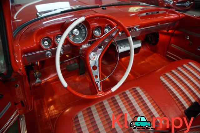 1959 Chevrolet Impala Convertible Roman Red - 5/24