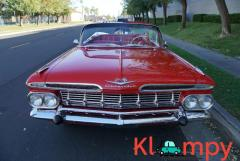 1959 Chevrolet Impala Convertible Roman Red - Image 10/24