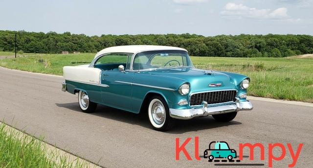 1955 Chevrolet Bel Air 150 210 Coupe - 2/14