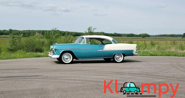 1955 Chevrolet Bel Air 150 210 Coupe - 6/14
