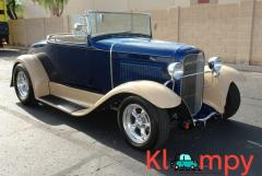 1930 Ford Roadster Blue