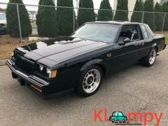 1986 BUICK GRAND NATIONAL 3.8 TURBO SUNROOF