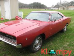 1968 Dodge Charger 440 Automatic