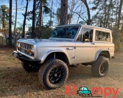 1977 Ford Bronco 5.0L-powered
