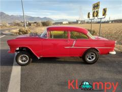 1955 Chevy Gasser 210 Manual