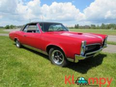 1967 Pontiac GTO rustfree number matching
