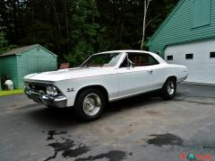 1966 Chevrolet Chevelle Muscle car SS 427