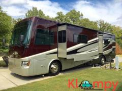 2012 Tiffin Allegro Open Road RED 38QRA maroon coral