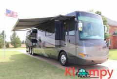 2007 Newmar Mountain Aire Spartan K2 Chassis tag axel