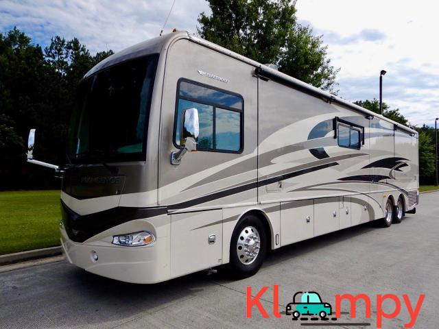 2011 Fleetwood Providence 42P mint condition diesel tag axel - 2/11