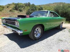 1969 Plymouth Road Runner 440 CID V8