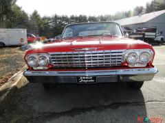 1962 Chevrolet Impala SS 2 door Convertible