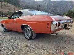 1972 Chevrolet Chevelle SS Turbo Fire 350 V8