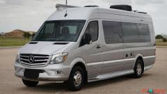 2018 Mercedes-Benz Sprinter Winnebago