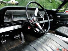 1966 Chevrolet Impala SS Convertible Regal Red V8 - Image 21/23