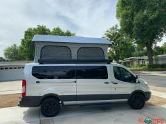 2016 Ford Transit Pop Top Camper Van