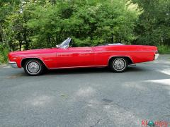 1966 Chevrolet Impala SS Convertible Regal Red V8 - Image 4/23