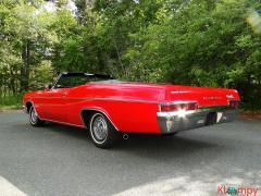 1966 Chevrolet Impala SS Convertible Regal Red V8 - Image 5/23
