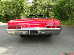 1966 Chevrolet Impala SS Convertible Regal Red V8 - Image 7/23