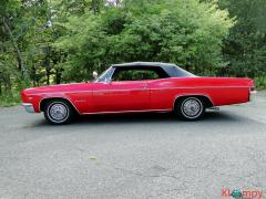 1966 Chevrolet Impala SS Convertible Regal Red V8 - Image 11/23