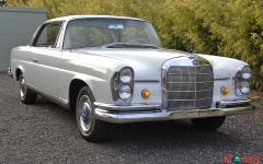 1966 Mercedes-Benz 250SE Coupe 4-Speed