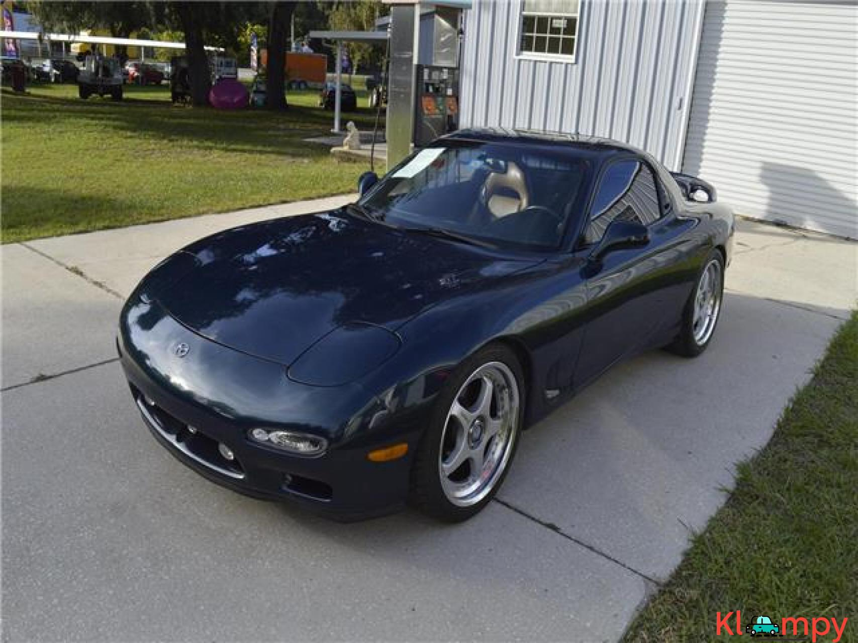 1994 Mazda Rx-7 2d Coupe