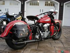 1947 Harley-Davidson Other KNUCKLEHEAD