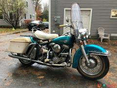 1963 Harley-Davidson Other ORIGINAL PAINT