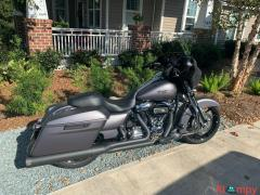 2017 Harley-Davidson Touring Street Glide Special