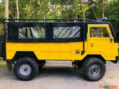 1975 Land Rover 101 Forward 4WD