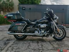 2017 Harley-Davidson Touring Ultra Limited