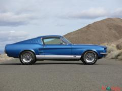 1967 Ford Mustang Fastback 289