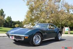1971 Chevrolet Corvette Numbers Matching 270HP