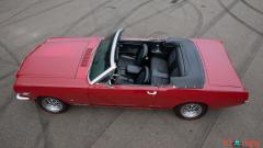 1966 Ford Mustang GT K-code Convertible