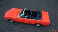 1966 Ford Mustang GT Convertible 289 Ci