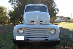 1950 Ford F500 COE Fully Restored Flathead
