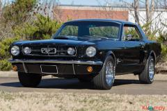 1965 Ford Mustang 302 V8 Coupe
