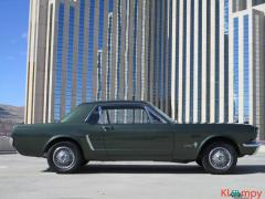1965 Ford Mustang Black
