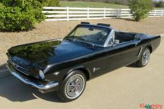 1965 Ford Mustang Convertible 289