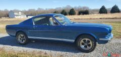 1966 Ford Mustang A Code Fastback