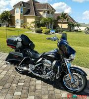 2013 Harley-Davidson Street Touring CVO ULTRA CLASSIC