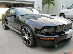 2007 Ford Mustang SHELBY GT350