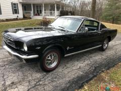 1965 Ford Mustang 289 A code