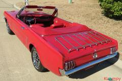 1965 Ford Mustang Convertible 289 Automatic