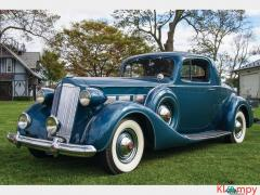1937 Packard Super Eight 320 Coupe