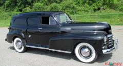1947 Chevrolet Stylemaster Delivery