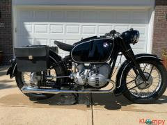 1952 BMW R67 2  like new