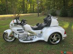 2008 Honda Gold Wing Luxury